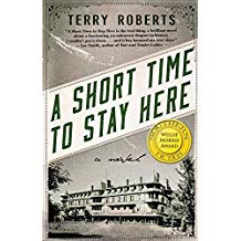 Book: A Short Time To Stay Here, Author: Roberts, Terry