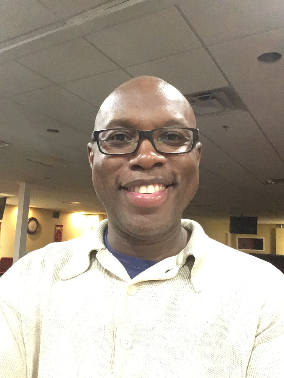 Abraham Carter, Interlibrary Loan / Document Delivery Supervisor of Regent University Library