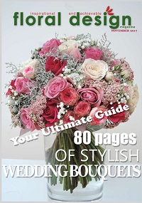 Stylish wedding bouquets