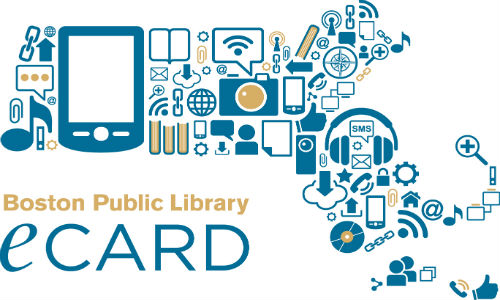 apply for an e-card from the Boston Public Library