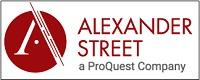 Academic Videos Online (Alexander Street) logo