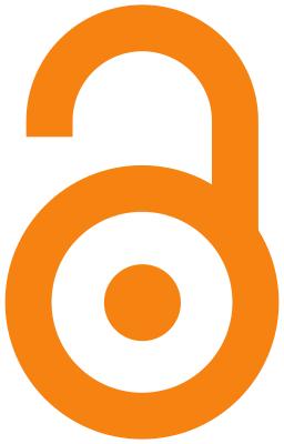 Open access logo, public domain