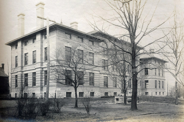Science Building about 1906