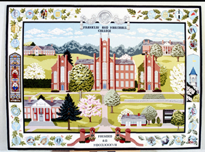 Franklin and Marshall College tapestry