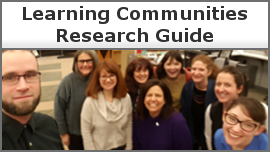 Learning Communities Research Guide