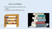 Accessing the Full Text of an Article & Get It @ Fisher