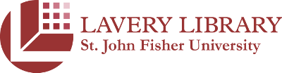 Lavery Library logo
