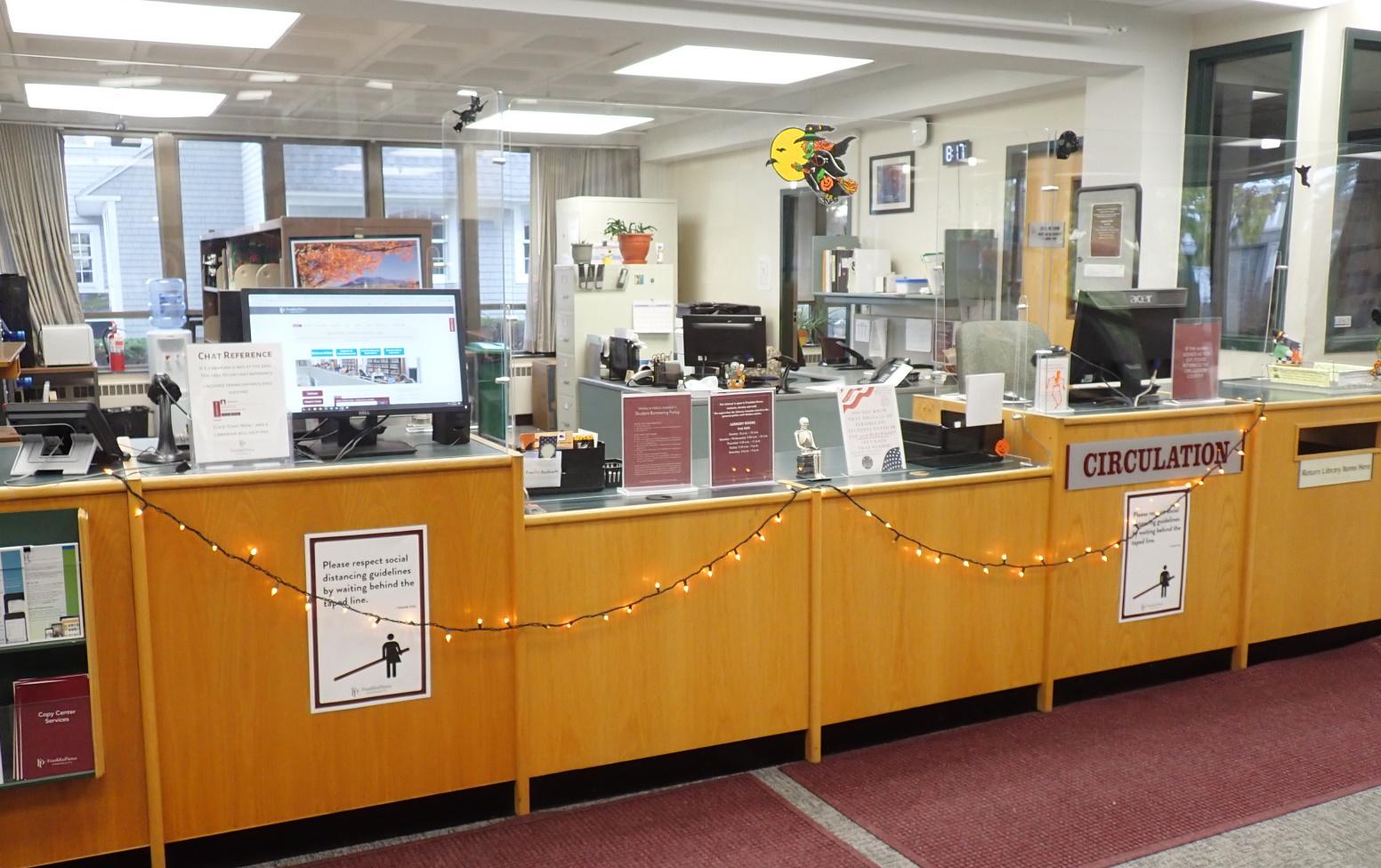 DiPietro Library Service Desk