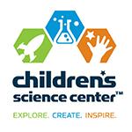 Children's Science Center logo.
