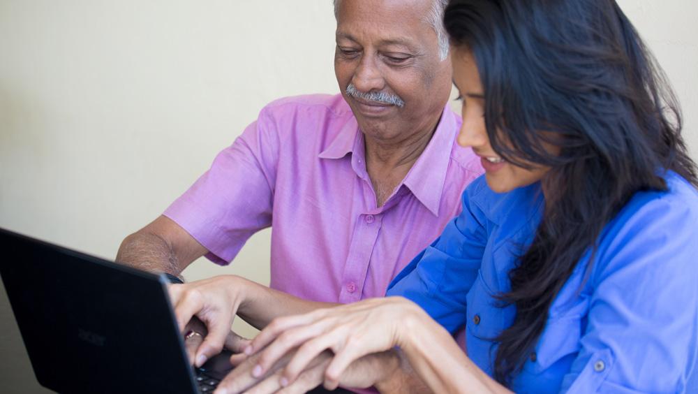 Borrow a computer for home use with the FCPL chromebook lending program.