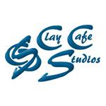 Clay Café Studios logo.