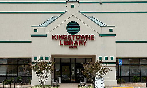 Profile photo of Kingstowne Library Staff