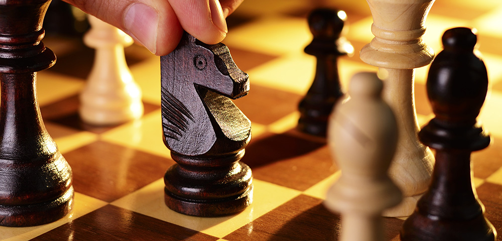 Classic game for 2: chess