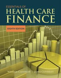 Cover art for Essentials of Health Care Finance