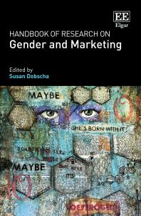 Cover art for Handbook of Research on Gender and Marketing