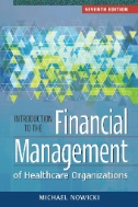 Cover art for Introduction to the Financial Management of Healthcare Organizations
