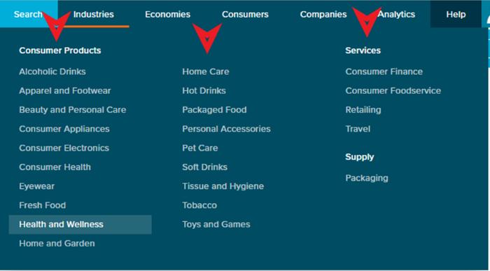 Industry options in Passport