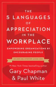 Cover art for The 5 Languages of Appreciation in the Workplace