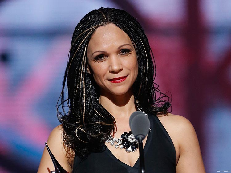 Photo of Melissa Harris-Perry in Sister Citizen