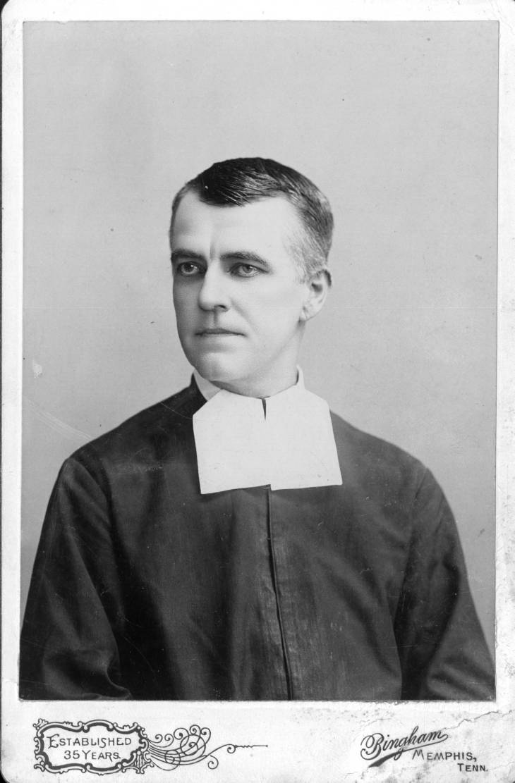 brother maurelian sheel first president of christian brothers college