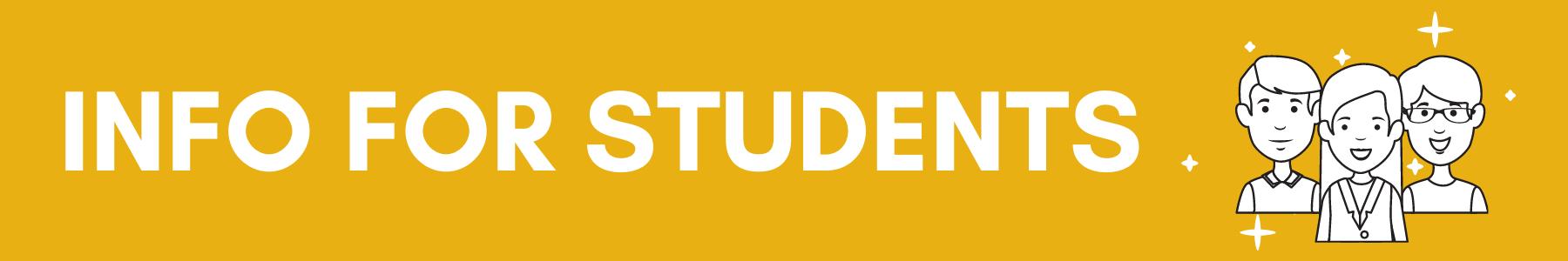 oer information for students banner