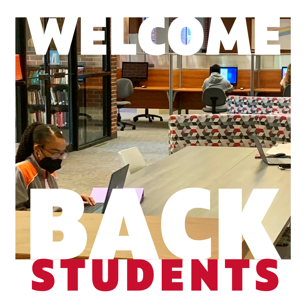 welcome back students fall 2021