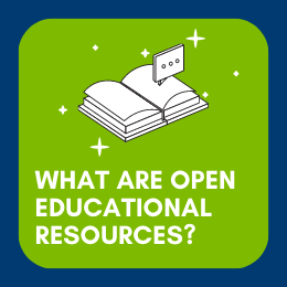 what are open educational resources