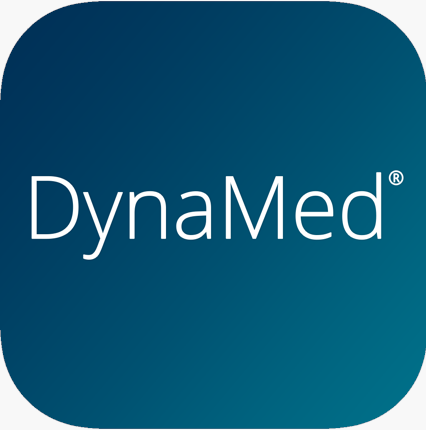 Dynamed mobile app icon