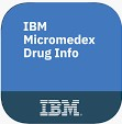 Micromedex mobile app icon