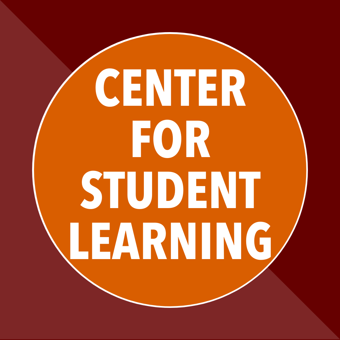 Center for Student Learning