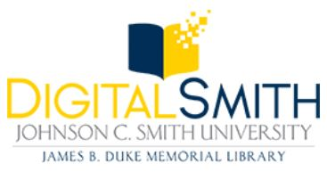 Digital Smith Collections at Johnson C. Smith Uni