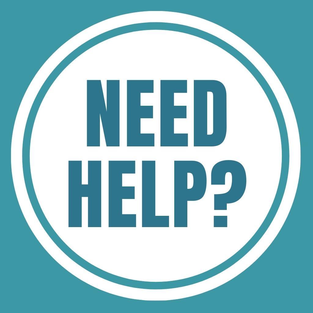 Need Help form