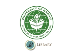 UH seal and Library logo