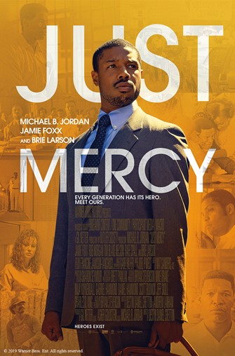 Just Mercy film poster