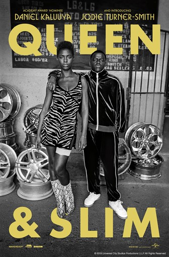 Queen and Slim film poster