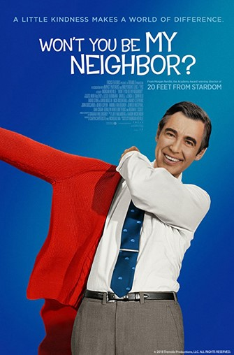 Won't You Be My Neighbor? film poster