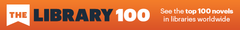 The library 100 banner