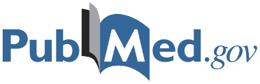 PubMed logo from the National Library of Medicine