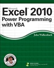 <i>Excel 2010 Power Programming with VBA</i>
