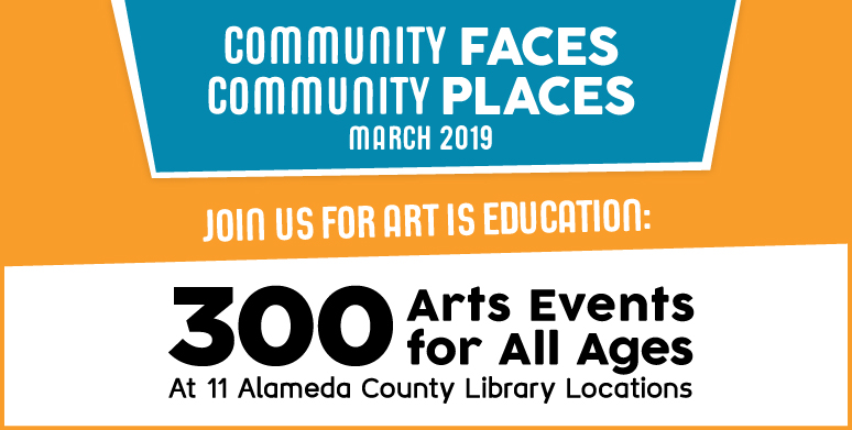 Join us for Art IS Education: 300 arts events for all ages