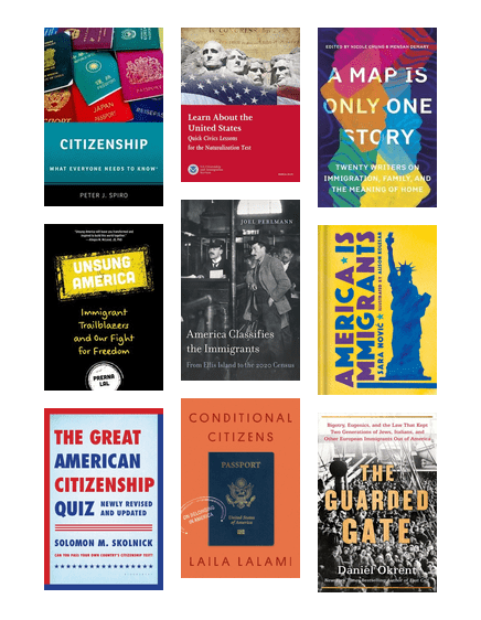 Civics Corner: Citizenship and Immigration Booklist for Teens & Adults