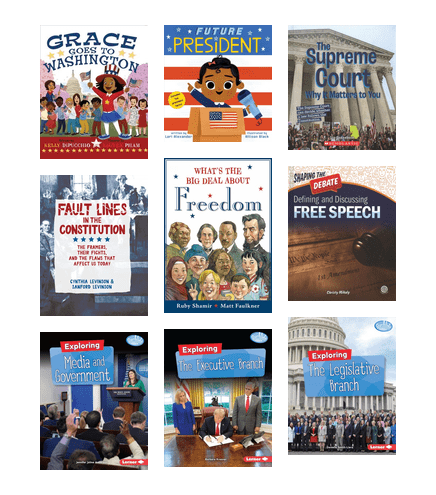 Civics Corner: We the People Booklist for Kids