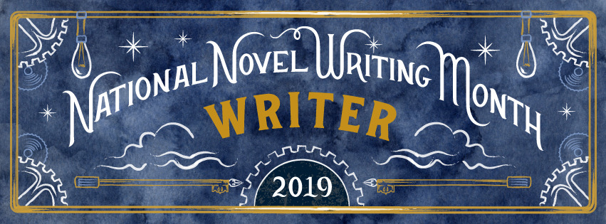 National Novel Writing Month Writer 2019