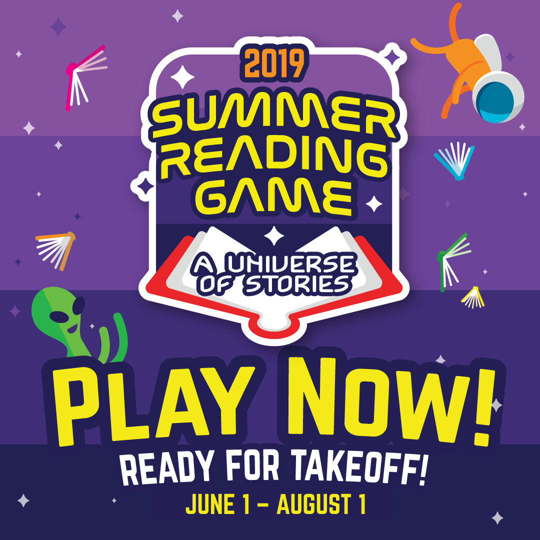Image for Summer Reading Game 2019