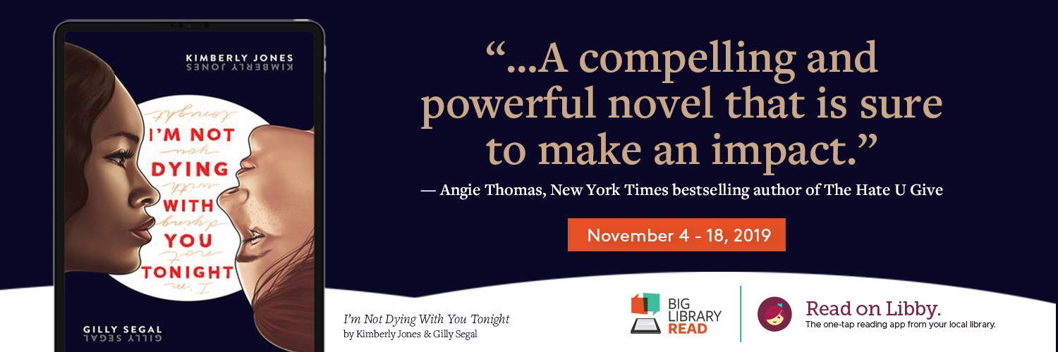 I'm not dying with you tonight. A compelling and powerful novel that is sure to make an impact