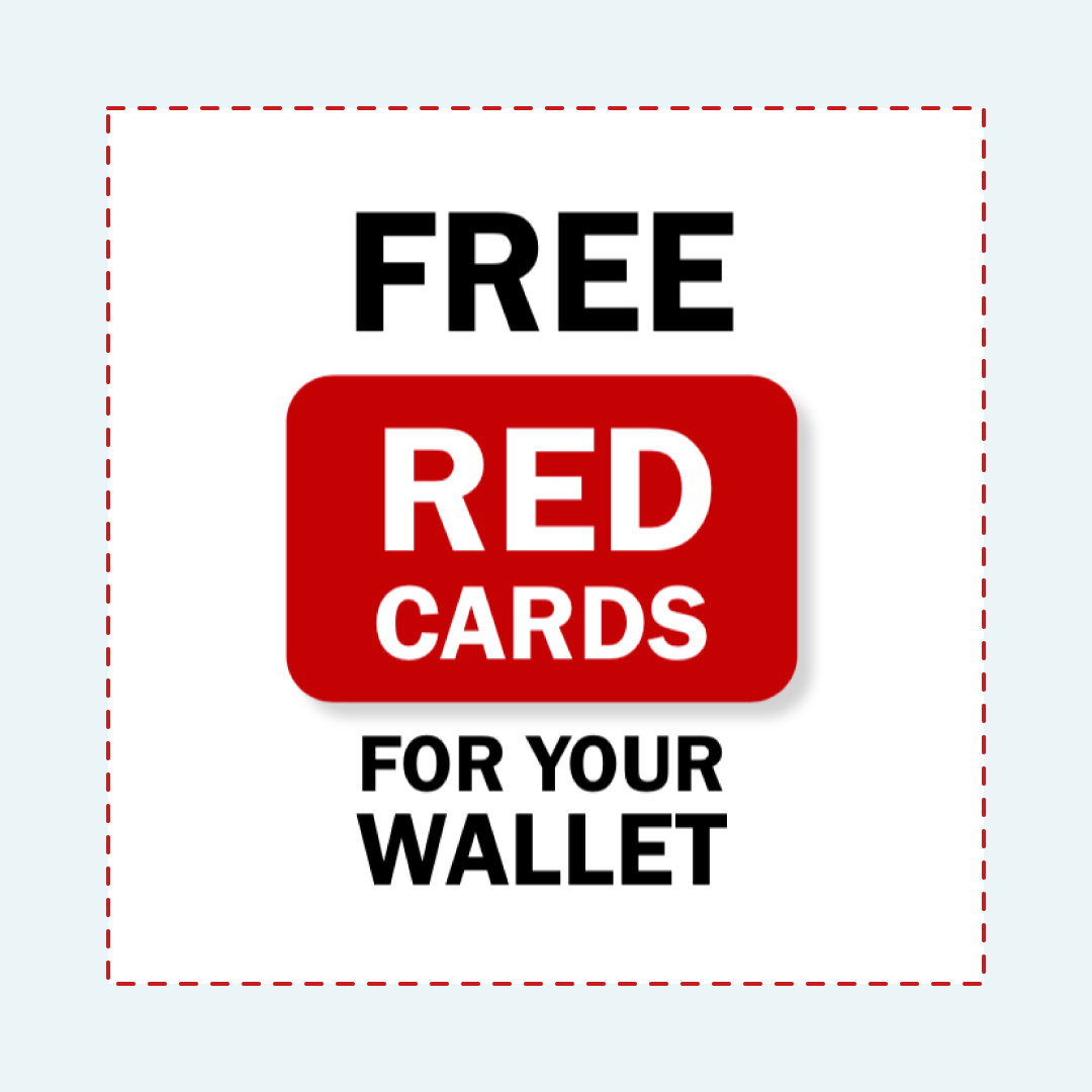 Free Red Cards