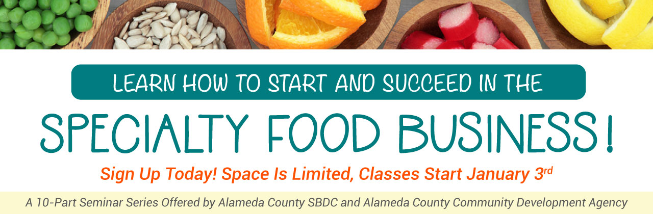 Learn How to Start & Succeed in the Specialty Food Business