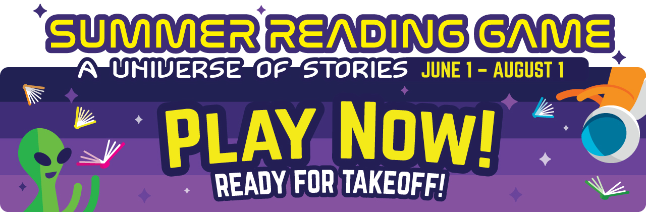 Image of Banner for Summer Reading Game 2019 Play Now