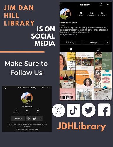 Make sure to follow us on Social Media