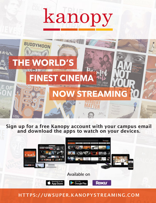 Visit the Kanopy streaming video database!